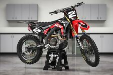 Kit grafiche graphic HONDA CRF 250 18-20 CRF 450 17-20