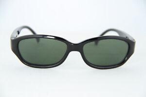 VUARNET Sunglasses 035 Black Oval PX3000 Mineral Gray Lens
