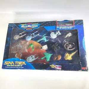 Micro Machines Space Star Trek Limited Edition Collector's Set Galoob 65831 1993