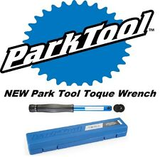 "Park Tool TW-6.2 Ratcheting Torque Wrench Park 1/4"" Drive 3/8"" Adaptor Bike New"