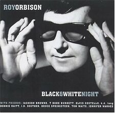 ROY ORBISON CD - BLACK & WHITE NIGHT (2017) - NEW UNOPENED