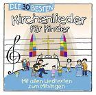 CD DIE 30 BESTEN KIRCHENLIEDER FÜR KINDER Neu & eingeschweißt!!