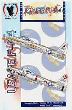 es48215/ Eagle Strike Decals - F-84 F/G Thunderjet - USAF - Pt. III - 1/48