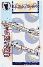 es48215/ Eagle Strike Decals - F-84 F/G Thunderjet - USAF - Pt. III - 1/48