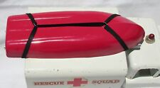 Boat Roof Strap for a Tonka Rescue Squad Truck