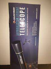 Celestron AstroMaster LT80AZ Telescope - Inc Limited Edition Holdall
