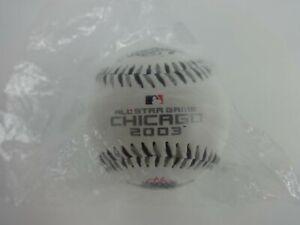 Rawling Baseball All Star Game Chicago 2003 New & Sealed Baseballs Collectibles