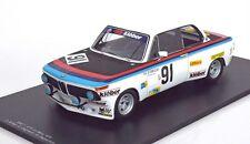 Spark 1975 BMW 2002 GTS Brillat/Gagliardi/Degoumois #91 LEMANS 180057 1:18 New!