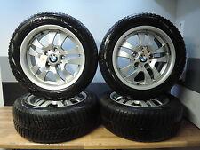 Winterräder 16 Zoll BMW 3er E90 E91 E92 Winterreifen + 7x16 + Original Alufelgen