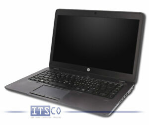 NOTEBOOK HP ZBOOK 14 G2 INTEL CORE i5-5500U 2x 2.3GHz 4GB RAM 320GB HDD