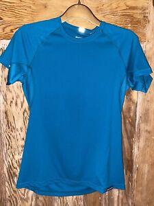 Montane Womens Sonic Tshirt Blue UK 10