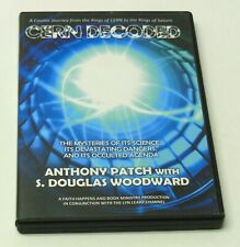 CERN DECODED DVD Audio Show Anthony Patch Ancient Aliens UFO Occult Conspiracy