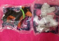 Lot Of 9 McDonalds Happy Meal Toys Unopened, Sealed 2000's