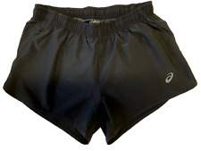 asics Womens Black 3.5 Inch Running Shorts RRP £29.99 now only £6.99 SOLD 350+