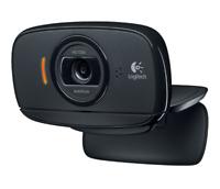 New original Logitech C525 HD Webcam Portable 360 Rotating 720p Video Auto Focus