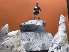 Star Wars The Black Series 4 Piece Hoth Diorama W/ FREE HAN SOLO FIGURE!