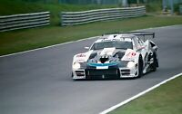 LISTER STORM GTS NEWCASTLE UNITED LEES NEEDELL BPR PHOTOGRAPH BRANDS HATCH 1996