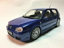 1:18 VW Volkswagen Golf R32 (Blue) 2002 - Otto Mobile (OT086)