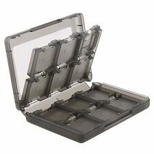 For Nintendo 3DS XL/LL 28 in 1 Game Card Case Holder Cartridge Storage Box