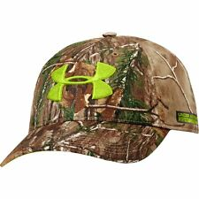Under Armour Scent Control Camo Cap (Realtree Xtra) 1247060-946