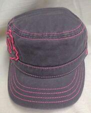56f4b4ed31c North Carolina Tar Heels Womens New Era Chic Cadet Cap Hat