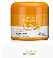 1 x 57g AVALON ORGANICS Intense Vitamin C Renewal Facial Cream