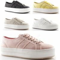 Sneakers donna zeppa platform bianche nere gialle rosa beige Gold & Gold