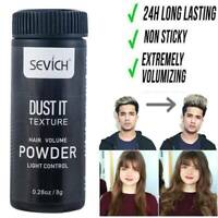 Sevich Fluffy Thin Hair Powder Increases Hair Volume Unisex Modeling Styling 8G