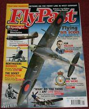 Flypast Magazine 2011 January Woodbridge Bentwaters F-101,Bristol Blenheim,OFMC