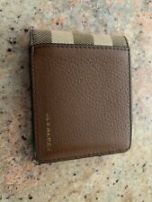 Mens Authentic Burberry Wallet