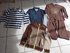 Un lot de vêtements garçon printemps-été Taille 10-12 ans
