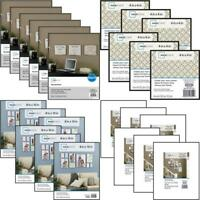 Picture Frames For Photographs Drawings Document Home Decor Various Sizes & Sets
