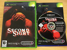 XBOX : SECOND SIGHT