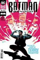 Batman Beyond #34  DC comics 2016 COVER A 1ST PRINT
