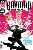 Batman Beyond #34  DC comics 2016 COVER A 1ST PRINT