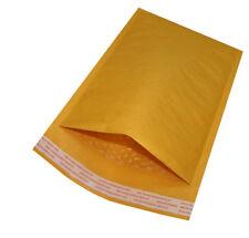 250 #0 6 X 10 Padded Kraft Bubble Mailers – 6x10 Envelopes