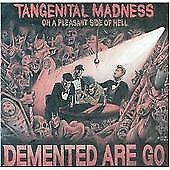Demented Are Go - Tangenital Madness CD (psychobilly)