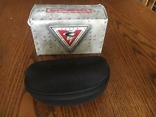 Authentic Oakley M Frame 3 Lens Soft Vault Black Sunglasses Case - Hard Shell