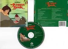THE JUNGLE BOOK / LE LIVRE DE LA JUNGLE - Disney (CD BOF/OST) George Bruns 2002