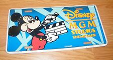 Disney MGM Studios Theme Park License Plate (90F-1763) **READ**