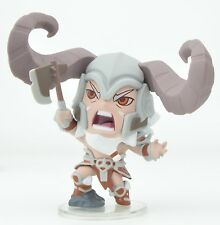 Blizzard Cute But Deadly Series 2 3-Inch Mini-Figure - Diablo Barbarian