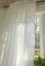 Markenlose Gardinen & Vorhänge im Shabby-Stil aus 100% Baumwolle ...