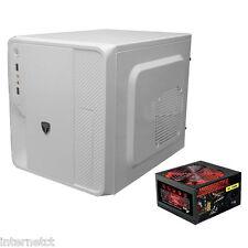 AvP HYPERION EV33W BIANCO mATX USB 3.0 cubo COMPUTER PC MEDIA caso con 650W PSU