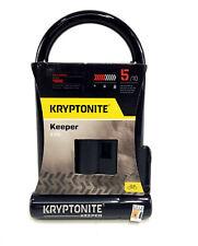 Kryptonite Keeper 12 Bicycle U-Lock