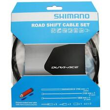 Shimano Dura-Ace ST-9000 Polymer Road Shift Cable Kit Set Gear BLACK Y63Z98910
