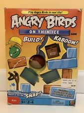 Angry Birds On Thin Ice Game - Complete Set