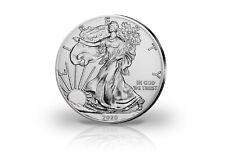 American Eagle 1 Onza Moneda de Plata Año 2020 Ee.uu.