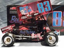 KASEY KAHNE COLOR CHROME WORLD OF OUTLAWS 1:24 SPRINT RACE CAR ACTION GMP R&R