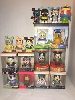 Lot of 17 Vinylmation Mixed New and Used- Read