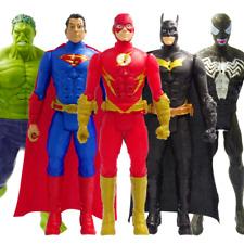 30cm Marvel Avengers Venom Batman Superman The Flash Thanos Hulk Spiderman Toys
